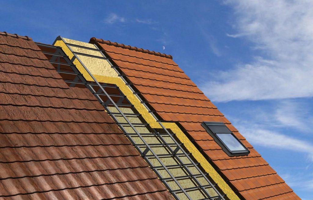 quel isolant toiture - CAP BATIMENT